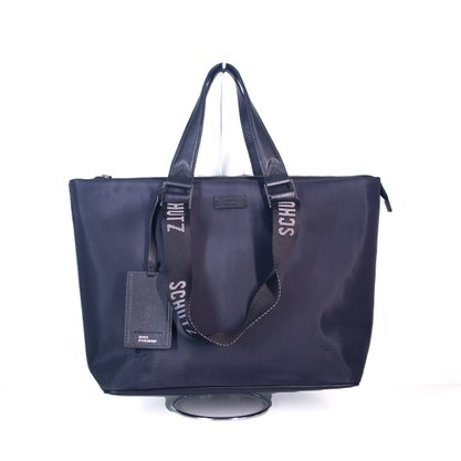 Bolsa Schutz Nylon Edition Shopping Preto