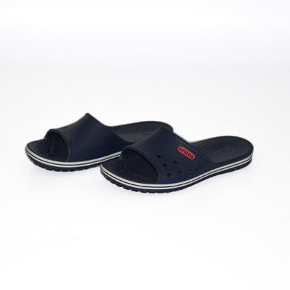 Chinelo Crocs Crocband II Slide Marinho