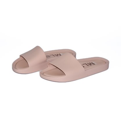 Chinelo Melissa Beach Slide Rosa