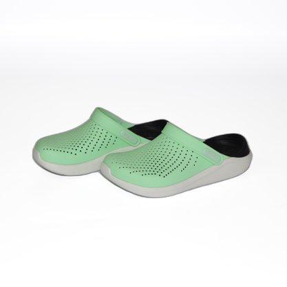 Crocs LiteRide Clog Verde Água