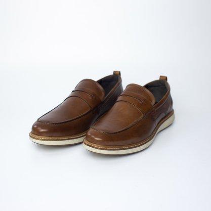 Sapato Democrata Couro Metropolitan Bay