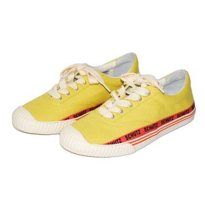 Tênis Schutz Amarelo Limão Lona