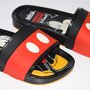 Chinelo Melissa Beach Slide Preto Disney
