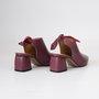 Sapato Carrano Uva Couro