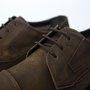 Sapato Democrata Couro Estonado