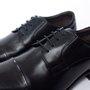 Sapato Democrata Couro Preto