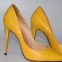 Sapato Scarpin Carrano Mostarda